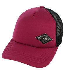 Billabong Essential Trucker Hat Plum
