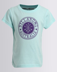 Billabong Honalula Todds Tee Blue