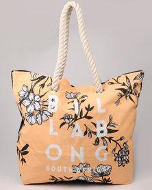Billabong Dreams Beach Bag Tangerine
