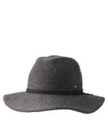 Billabong Nightfall Panama Hat Graphite