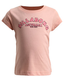 Billabong Molly Todds Tee Orange
