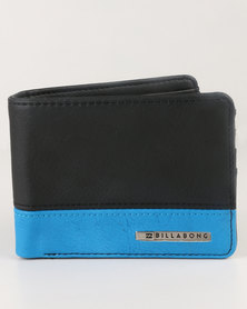 Billabong Dimension Wallet Black
