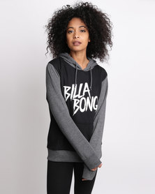 Billabong Nailed It Contrast Hood Black
