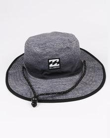 Billabong Section Revo Hat Grey/Black
