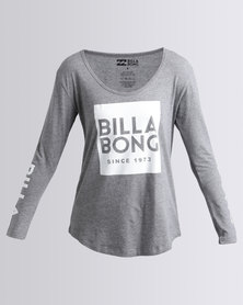 Billabong Silversun LS Tee Grey