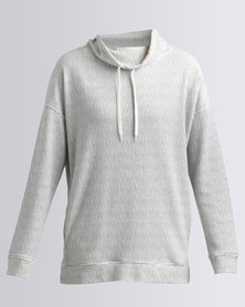 Billabong Never Enough Pullover Grey