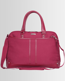 BLACK® Shoulder Sling Bag Berry Pink