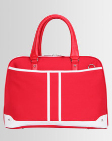 BLACK® Shoulder Sling Bag Red