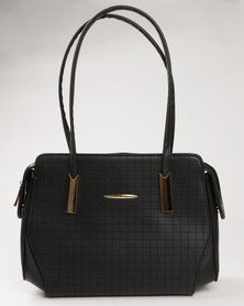 Blackcherry Bag Fashion Tote Black