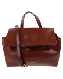 Blackcherry Bag Hobo Backpack Tan