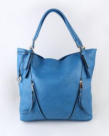 Blackcherry Bag Smart Shopper Bag Blue