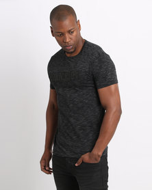 Born Rich Drogba T-Shirt Black