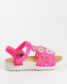 Bratz Jelly Sandal Fuschia
