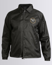 Brixton Wheeler Jacket Black