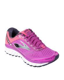 Brooks Ghost 9 Running Shoe Pink