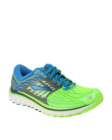 Brooks Glycerin 14 Mens Running Shoes Green