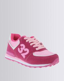 Bubblegummers Dallas 32 Sneaker Pink