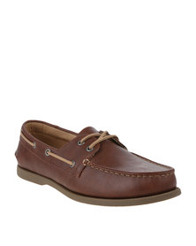 Call It Spring Stafford Shoe Brown