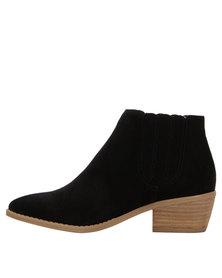 Call It Spring Ciardi Boots Black