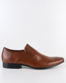 Call It Spring Upper Loafers Brown