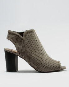Call It Spring Medassa Block Heels Taupe