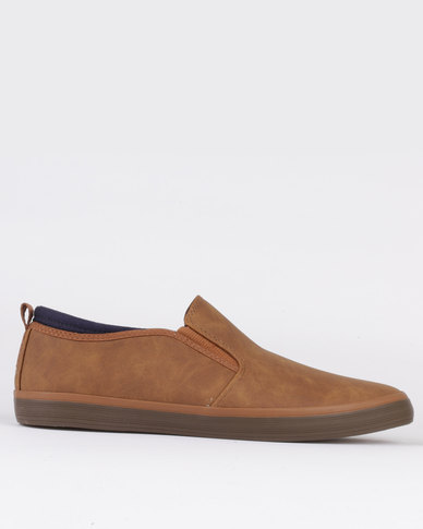 Call It Spring Tidhere Casual Loafers Tan