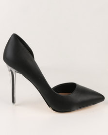 Call It Spring Thaoven High Heels Black