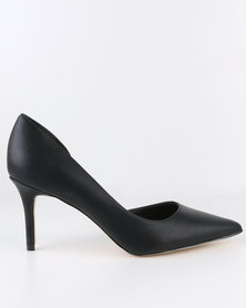Call It Spring Toppen Heels Black