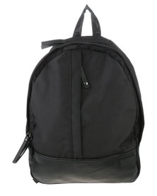 Call It Spring Rapidriver Backpack Black