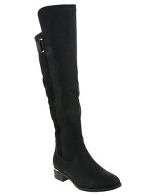 Call It Spring Boxley Boots Black