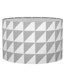 Casa Culture Small Triangle Lampshade Grey