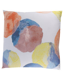 Casa Culture Astrid Rose Scatter Cushion Yellow