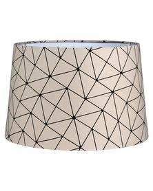 Casa Culture Origami A shape Lampshade Stone