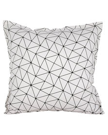 Casa Culture Origami Cushion White
