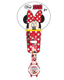 Character Brands Minnie Mouse Digital Watch Multi