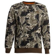 Camo Crew Neck Sweatshirt