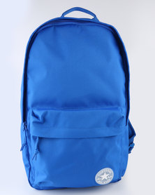 Converse EDC Poly Backpack Cobalt