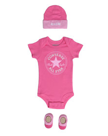 Converse Classic CTP Set Pink