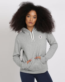 Converse Core Popover Hoodie Vintage Grey Heather