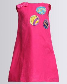 Cotyledons Little Dress Pink