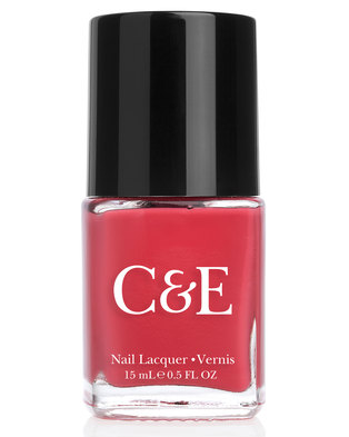 Crabtree & Evelyn Nail Polish Poppy Coral