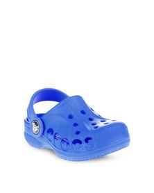 Crocs Baya Kids Shoes Blue