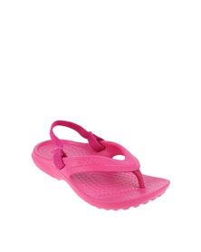 Crocs Classic Flip Flop K Pink