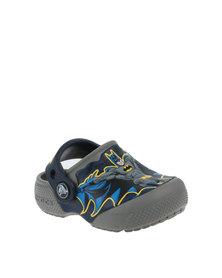 Crocs Fun Lab Batman K Smoke Shoes Grey