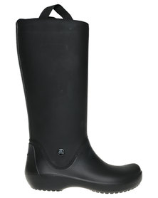 Crocs RainFloe Boot Black