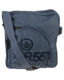 Crosshatch Gallosson CH Canvas Bag Blue