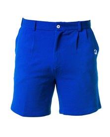 Custom Apparel Golf 4-Way Stretch Shorts Blue