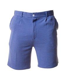 Custom Apparel Golf 4-Way Stretch Shorts Grey Melange