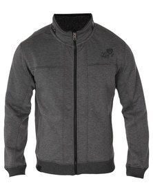 Cutty Flint Sweater Grey