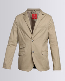 Cutty Cash Jacket Nude